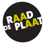 Raad de Plaat logo