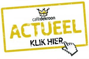 cafe de Kroon Nijmegen actueel