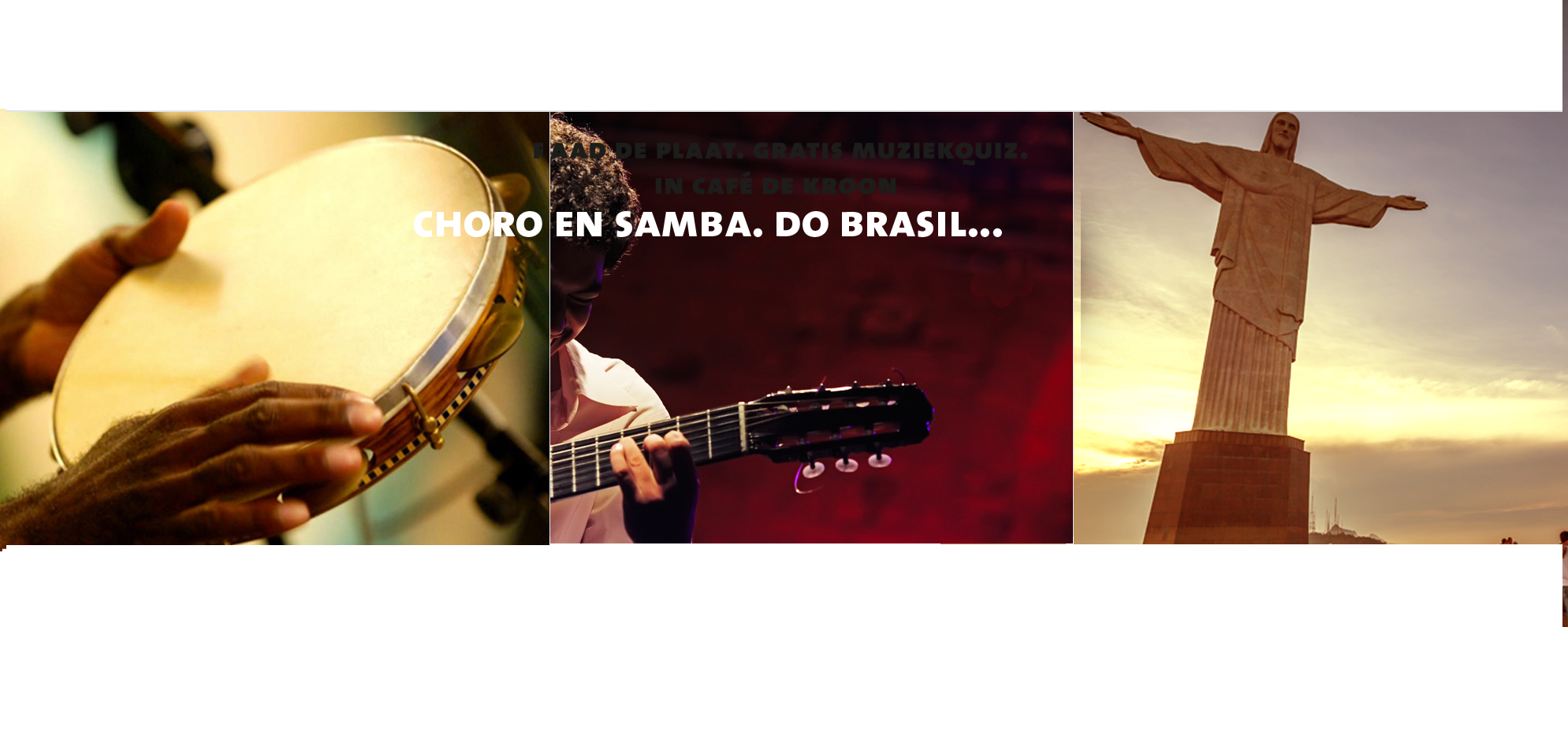 Brasil slide de kroon