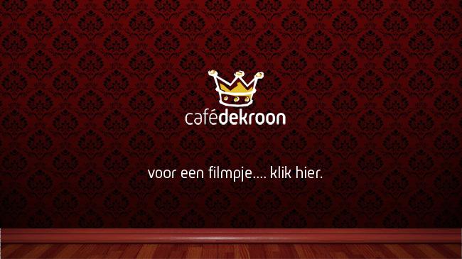 poster filmpje de Kroon
