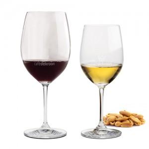wijnglazen kroon