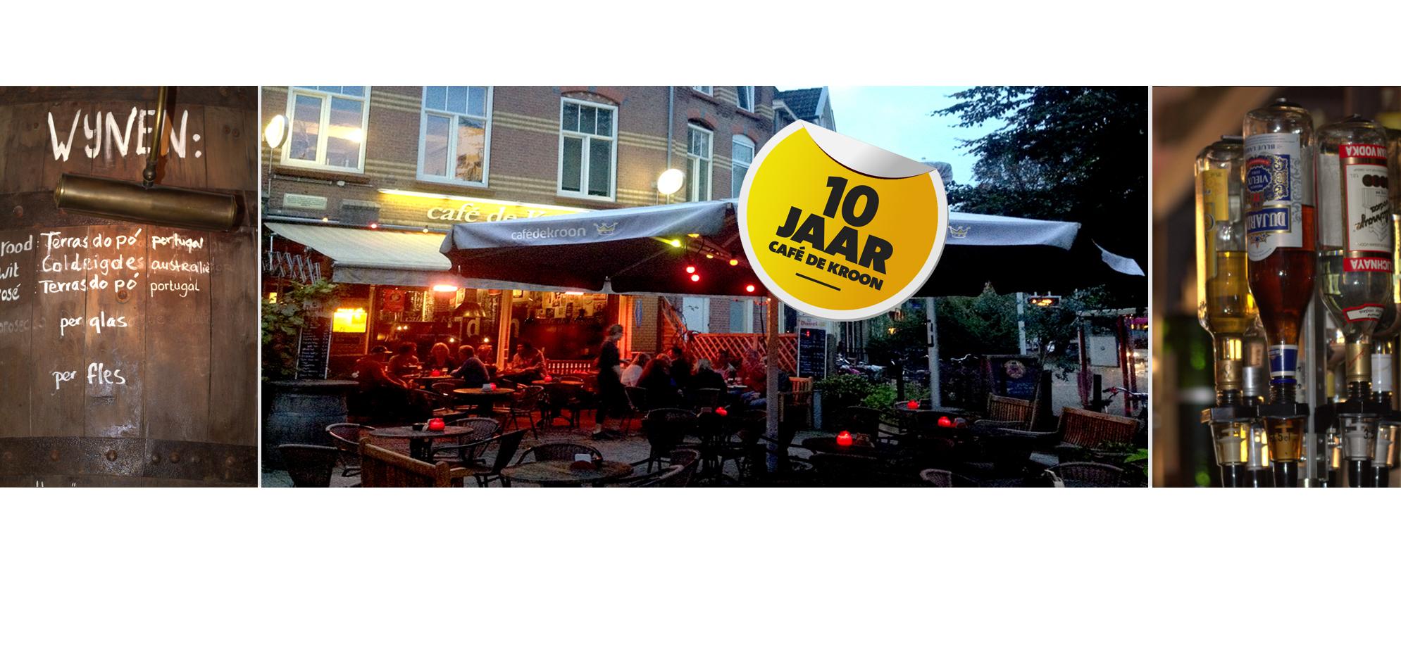 slide café de kroon nijmegen 10 jaar