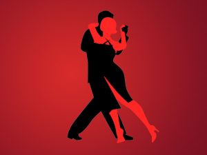 tangosalon café de Kroon Tango